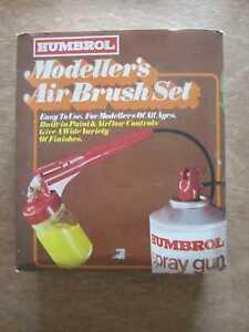 Humbrol Modeller's Air Brush Set