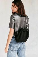 Urban Outfitters Hana Harness Bucket Backpack New Suede MSRP: $69 Women