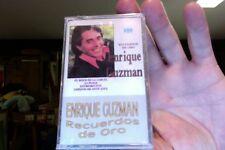 Enrique Guzman- Recuerdos de Oro- new/sealed cassette tape- rare?