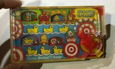 Shootin' Gallery Tomy Pocket Games from the 1976 Shooting Game Works