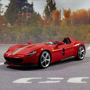 Rare Bburago 1:18 Ferrari SP1 MONZA Vehicle Diecast Car Model Limited Collection
