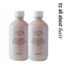 Pure Pearl miracle now miracle renew 300ml Shampoo & 300ml Conditioner Duo pack
