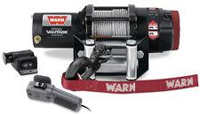Warn ATVProVantage 3500 Winch w/Mnt 2011-14Polaris Sportsman 500Touring