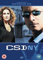 Csi New York Temporada 5 DVD Nuevo DVD (MP1050D)