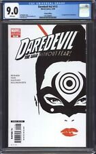 DAREDEVIL v2 #111 (Aja Variant) CGC 9.0 / 1st Lady Bullseye! Rare!