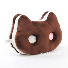Steven Universe Cookie Cat Plush Pillow Doll Stuffed Toy Collectible Cushion
