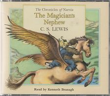 CHRONICLES OF NARNIA: THE MAGICIANS NEPHEW - C.S.Lewis. Read Kenneth Branagh (4x
