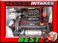K&N+BLACK RED 04 05-08 CHEVY AVEO BASE/LS/LT 1.6 1.6L I4 COLD AIR INTAKE KIT