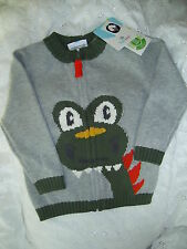 Baby-Strickjacken mit Motiv für Jungen aus 100% Baumwolle
