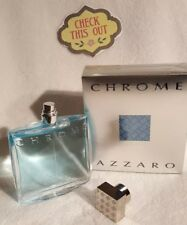 Chrome By Loris Azzaro 3.3 / 3.4 Oz EDT Spray NIB Sealed Cologne For Men