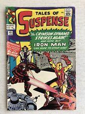 TALES OF SUSPENSE #52 (1959) FN MARVEL *1ST APPEARANCE BLACK WIDOW