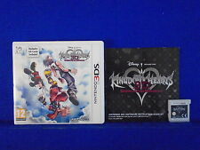 3DS KINGDOM HEARTS 3D Dream Drop Distance PAL UK Version