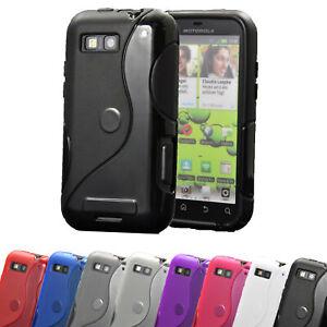 Schutzhülle Motorola Silikon Handyhülle Cover Hülle Tasche Bumper Backcover