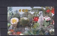 Korea 2004 - Bloemen/Flowers/Blüte (Cactus)