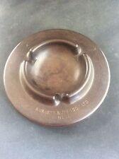Antique Vintage 1930s Bakelite Ashtray Burnett & Jackson Ltd Hull Memorabilia