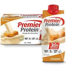 Premier Protein High Protein Shake, Caramel (11 fl. oz., 12 pk.)