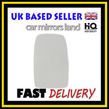Right Driver Wing Car Mirror Glass Replacement CONVEX LDV CONVOY 1997-2006