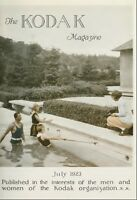 48 Issued The Kodak Magazine 1920 - 1923 Collection On CD