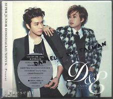 Super Junior Donghae & Eunhyuk: Present (2015) Japan / CD & DVD & CARD TAIWAN