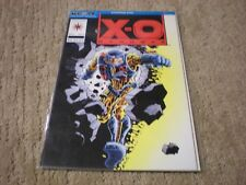 X-O Manowar #7 (1st Series 1992) Valiant Comics Frank Miller Cover VF/NM