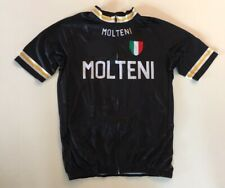 Molteni Eddy Merckx Retro Short Sleeve Jersey  Large