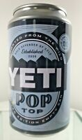 Yeti Pop Top Limited Edition Empty Can Contains 12oz Air Storage Stash T2(Office