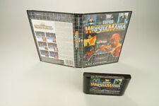 Sega Mega Drive *WWF Super Wrestlemania* OVP