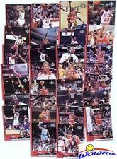 1999 Upper Deck Michael Jordan Bulls HUGE 30 Card Factory Sealed Tribute Set !!