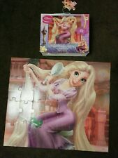 official Disney Store exclusive rapunzel glitter Puzzles 32 Piece floor puzzle
