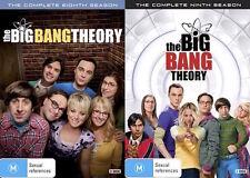 The BIG BANG Theory : Seasons 8 - 9 : NEW DVD