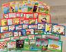 60 Scholastic Little Leveled Readers Learn to Read Preschool Kindergarten First