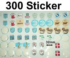 300 stickers FRANCE ITALIA ITALY souvenir sicilia CHAMBERY CHATEAUNEUF st. Gervais