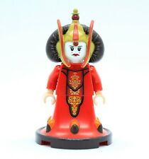 Lego Queen Amidala 9499 Padme Star Wars Minifigure Authentic