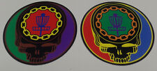 """-New-Disc Golf-2-Ace Your Face Stickers-4""""-"""