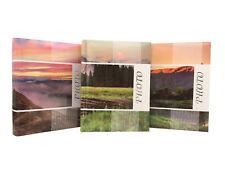 Album foto slip-in Mountains rilegato a tasche 10x15 per 300 foto con memo, 1 pz