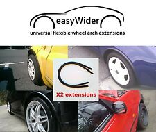 Universal wheel arch estension extensions