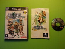 Final Fantasy Crystal Chronicles  - Nintendo GameCube NGC
