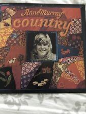 Anne Murray Country vinyl LP