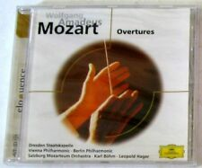 MOZART W.A. - OVERTURES - BOHM / HAGER - CD Sigillato