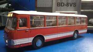 Dynamic model of Soviet bus LIAZ-677