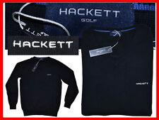 HACKETT Maglia Per Uomo L XL XXL  Fino - 80 % HA08 N1G