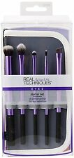 Real Techniques Starter Makeup Brush Set with 2-in-1 Case Stand (5 Count) Eyes