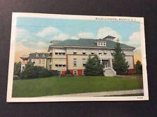 MILLVILLE HOSPITAL Postcard Millville, New Jersey Postmarked 1936