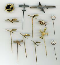 Diverse Pins Fliegerei