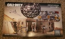 Call of Duty Mega Bloks Collector Series Dome Battleground 06818  527 Pieces New