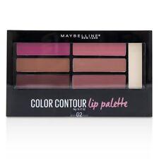 Maybelline Color Contour Lip Palette - #02 Blushed Bombshell 5g Sets & Coffrets
