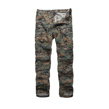 Mens Combat Military Army Cargo Pants Work Camping Fishing Camouflage Pants
