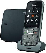 Gigaset SL750H PRO Téléphone Fixe Ordre du jour de 500 contacts et sept champs