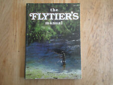 The flytiers's manual Nymphs Dry & Wet DAWES 1985