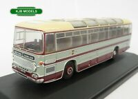 BNIB OO GAUGE OXFORD 1:76 76DC002 Duple Commander MkII Grey Cars Bus